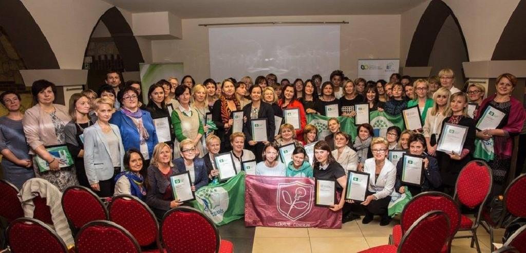 Certyfikat LCAE dla Przedszkola
