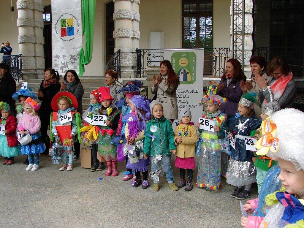 Gala Finałowa Wrocławskie Dzieci Uczą Segregować Śmieci