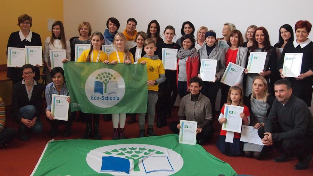 Zielona Flaga dla Przedszkola