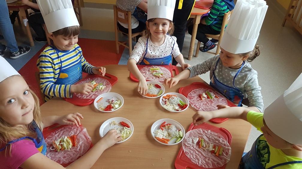Akademia Młodego Kucharza – warsztaty kulinarne
