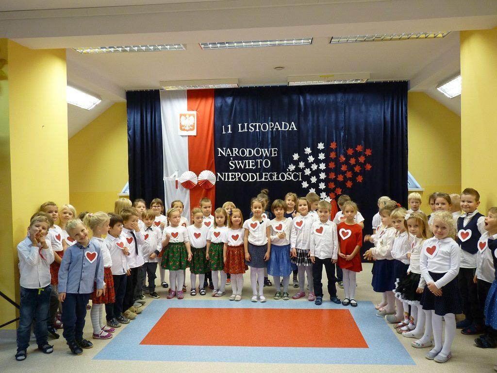 Biesiada patriotyczna z okazji 100-lecia odzyskania przez Polskę niepodległości