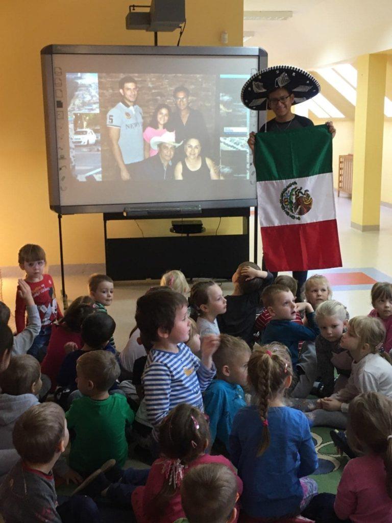 Międzynarodowy projekt AIESEC International Kindergarten